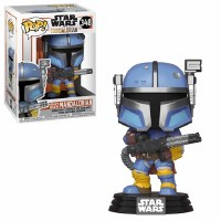Funko POP! Star Wars: Mandalorian Heavy Infantry Mandalorian