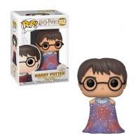 Funko POP! Harry Potter Harry w/ Invisibility Cloak
