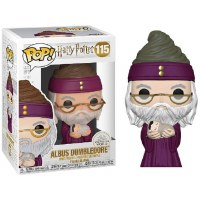 Funko POP! Harry Potter Dumbledore w/ Baby Harry
