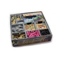 Five Tribes Insert Folded Space