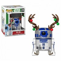 Funko POP! Star Wars Holiday R2-D2