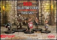 D&D Collector's Series Miniatures Force Grey