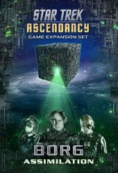 Star Trek Ascendancy Borg Assimilation Expansiono Set