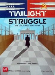 Twilight Struggle Deluxe Edition English