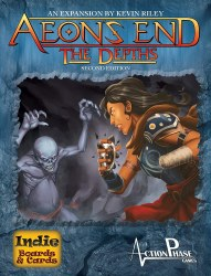 Aeon's End: The Depths Expansion 2nd Edition EN