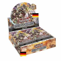 Yu-Gi-Oh Fists of the Gadgets Booster Display Deutsch