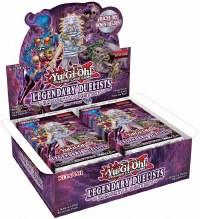 Yu-Gi-Oh Legendary Duelists Immortal Destiny Display Deutsch