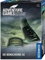 Adventure Games - Die Monochrome AG Deutsch