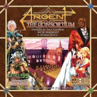 Argent The Consortium Core Game 2nd Edition English