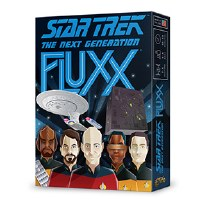 Star Trek The Next Generation FLUXX EN