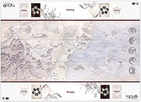 Legend of Five Ring Honored Duel Playmat