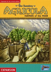 Agricola: Farmers of the Moor Expansion EN