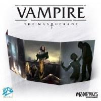 Vampire: The Masquerade 5th Editioni Storyteller Screen EN