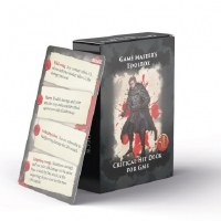 Critical Hit Deck for GMs for 5E English