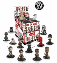 Funko Mystery Mini Star Wars Last Jedi