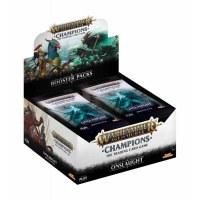 Warhammer Champions TCG Display EN - Onslaught
