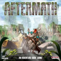 Aftermath: An Adventure Book Game English