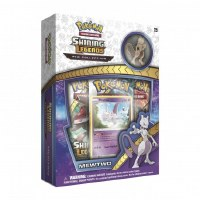 Pokemon Shining Legends Pin Collection Mewtwo EN