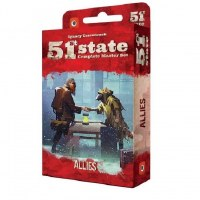 51st State: Master Set Allies Expansion English