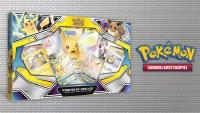 Pokemon PIkachu GX & Evoli GX Spezial Kollektion DE