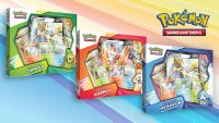 Pokemon Galar Kollektion Hopplo / Chimpep Deutsch