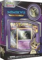 Pokemon Mimikyu Pin Collection English