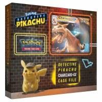 Pokemon Detective Pikachu Charizard GX Case File English