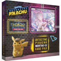 Pokemon Detective Pikachu Mewtwo GX Case File English