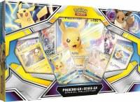 Pokemon Pikachu-GX & Eevee GX Special Edition Coll. EN