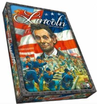 Lincoln: A Martin Wallace Game English
