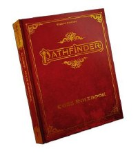 Pathfinder RPG Core Rulebook 2nd Special Edition English