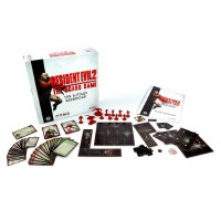 Resident Evil 2 Board Game B-Files Expansion