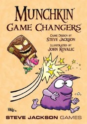 Munchkin  Game Changers  EN