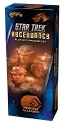 Star Trek Ascendancy Ferengi Alliance Expansion Set
