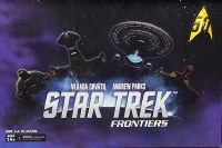 Star Trek Frontiers Board Game English