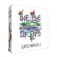 The Isle of Cats - Late Arrivals Expansion English