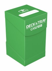 UltGuard Deck'n'Tray 100+ Grün Standrdgrösse