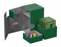 UltGuard FlipNTray Deck Case 100+ XenoSkin Grün