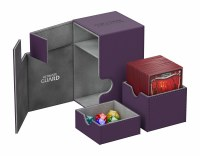 UltGuard FlipNTray Deck Case 100+ XenoSkin Violett