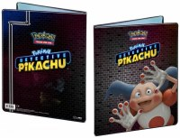 Ultra Pro 9-Pocket Portfolio Detective Pikachu Mr. Mime