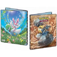 Ultra Pro 9-Pocket Portfolio Pokemon Sun and Moon