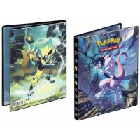 Ultra Pro 4-Pocket Portfolio Pokemon Sun and Moon