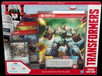 Transformers TCG Metroplex Deck English
