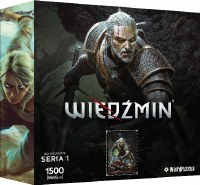 Heroes of the Witcher Series 1 Puzzle Geralt