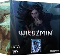 Heroes of the Witcher Series 1 Puzzle Yennefer (1500)