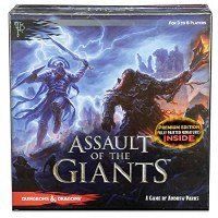 Assault of the Giant Premium Edition English