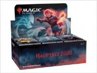 Magic Hauptset 2020 Booster Display Deutsch