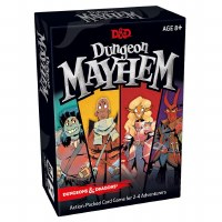 D&D Dungeon Mayhem English