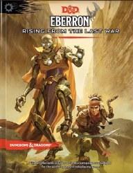 D&D Eberron: Rising From The Last War EN
