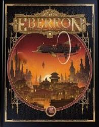 D&D Eberron: Rising From The Last War Alternate Cover EN